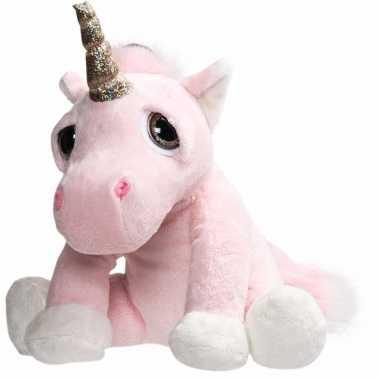 Groothandel speelgoed knuffel pluche eenhoorn met glitter hoorntje 29