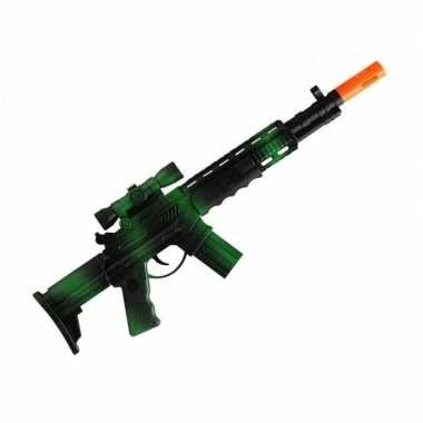 Groothandel speelgoed machine geweer army/combat 44 cm kopen