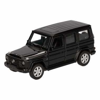 Groothandel speelgoed mercedes-benz g-class zwart 12 cm kopen