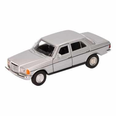 Groothandel speelgoed mercedes-benz w123 zilveren welly autootje 16 c