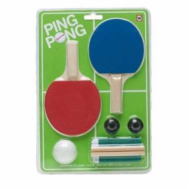 Groothandel speelgoed mini ping pong setje