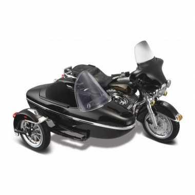 Groothandel speelgoed motor harley davidson flht electra glide zijspan 1997 1:18/15 x 3 x 6 cm kopen