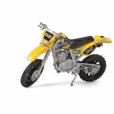 Groothandel speelgoed motoren in het geel kopen