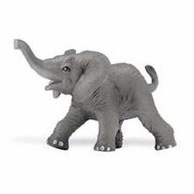 Groothandel speelgoed nep afrikaanse babyolifant 8 cm kopen