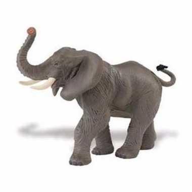 Groothandel speelgoed nep afrikaanse olifant 16 cm kopen