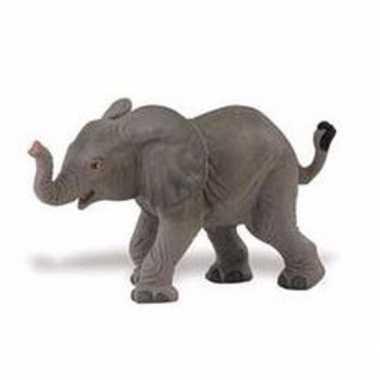 Groothandel speelgoed nep afrikaanse olifant 8 cm kopen