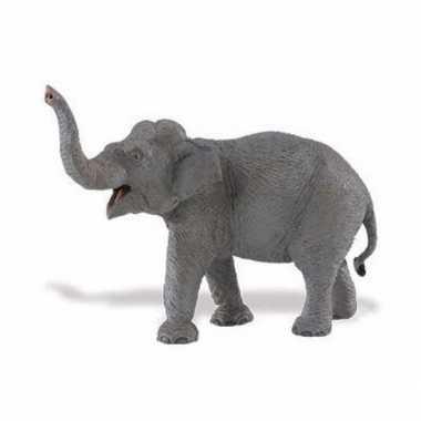 Groothandel speelgoed nep aziatische olifant 16 cm kopen