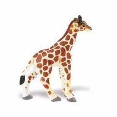 Groothandel speelgoed nep baby giraffe 7 cm kopen