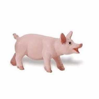 Groothandel speelgoed nep big/varken 6 cm kopen