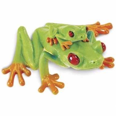 Groothandel speelgoed nep boomkikker 7 cm kopen