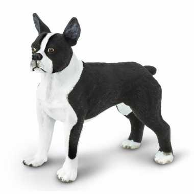 Groothandel speelgoed nep bostonterrier hond 5 cm kopen