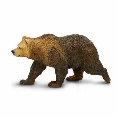 Groothandel speelgoed nep grizzly beer 12 cm kopen