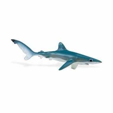 Groothandel speelgoed nep grote blauwe haaien 18 cm kopen