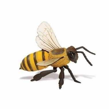 Groothandel speelgoed nep honingbij 14 cm kopen