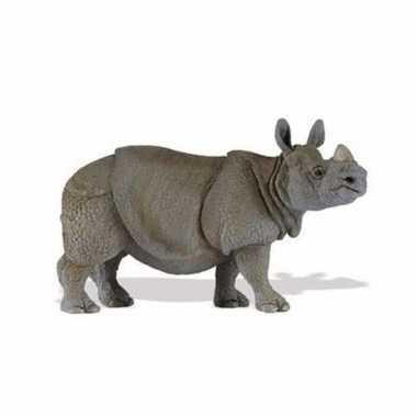 Groothandel speelgoed nep indische neushoorn 12 cm kopen