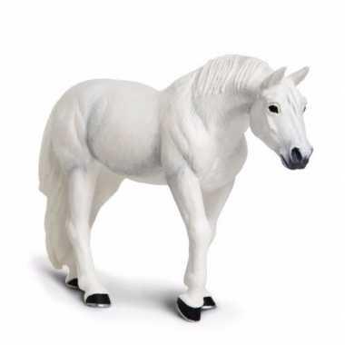Groothandel speelgoed nep lipizzaner paard hengst wit 12 cm kopen