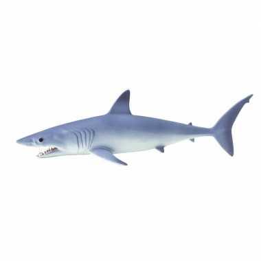 Groothandel speelgoed nep mako haai 14 cm kopen