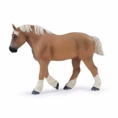 Groothandel speelgoed nep paard brabander 13 cm kopen
