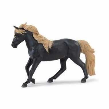Groothandel speelgoed nep paard hengst rocky mountain horse 15 cm kop