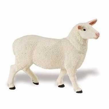 Groothandel speelgoed nep vrouwtjes schaap 7 cm kopen