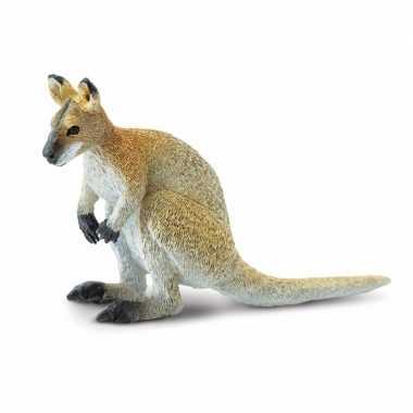 Groothandel speelgoed nep wallaby 9 cm kopen