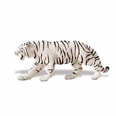 Groothandel speelgoed nep witte tijger 15 cm kopen
