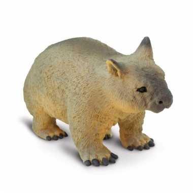 Groothandel speelgoed nep wombat 6 cm kopen