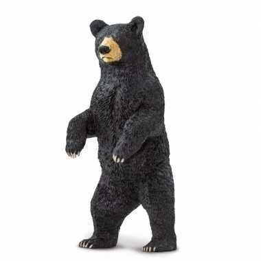 Groothandel speelgoed nep zwarte beer 10 cm kopen