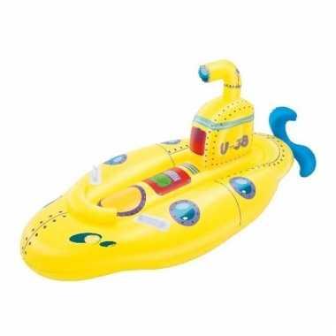 Groothandel speelgoed opblaas duikboot 165 x 86 cm kopen
