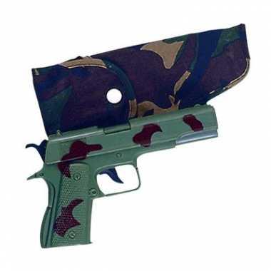 Groothandel speelgoed pistool camouflage kleur kopen