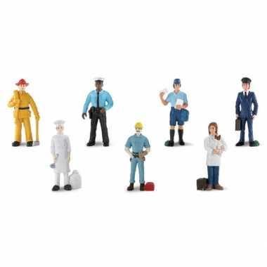 Groothandel speelgoed poppetjes beroepen