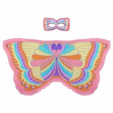 Groothandel speelgoed regenboogvlinder verkleedset kopen