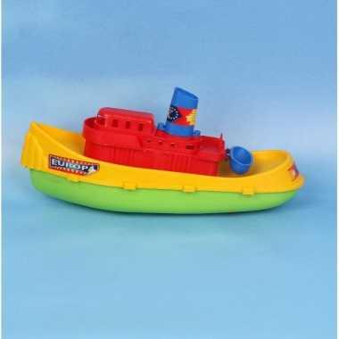 Groothandel speelgoed sleepbootje