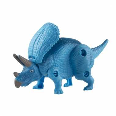 Groothandel speelgoed triceratops dino plastic 12 cm kopen