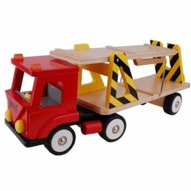 Groothandel speelgoed vrachtwagen rood