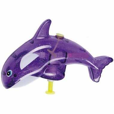 Groothandel speelgoed waterpistolen paarse orka 13 cm kopen