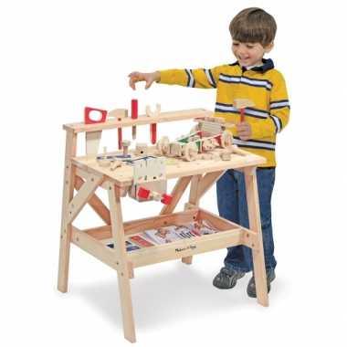 Groothandel speelgoed werkbank met gereedschap