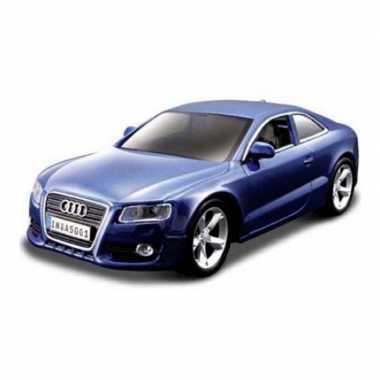 Groothandel speelgoedauto audi a5 coupe blauw 1:32/14 x 6 x 4 cm kopen