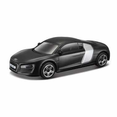 Groothandel speelgoedauto audi r8 zwart 1:43/10 x 4 x 3 cm kopen