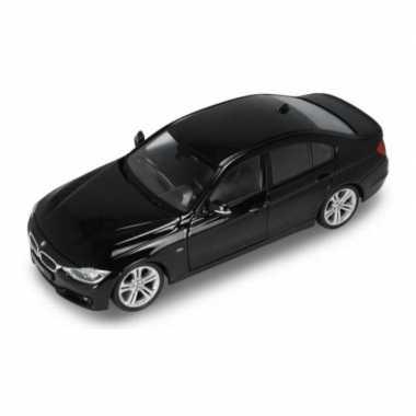 Groothandel speelgoedauto bmw 335i zwart 1:24/19 x 7 x 6 cm kopen