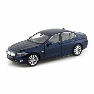 Groothandel speelgoedauto bmw 535i blauw 1:24/20 x 8 x 6 cm kopen