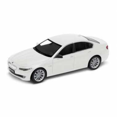 Groothandel speelgoedauto bmw 535i wit 1:24/20 x 8 x 6 cm kopen