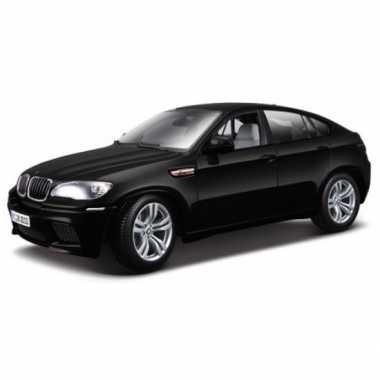 Groothandel speelgoedauto bmw x6 zwart kopen