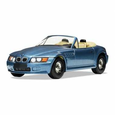 Groothandel speelgoedauto bmw z3 james bond schaal 1:36 blauw - 11 x 5 x 4 cm kopen