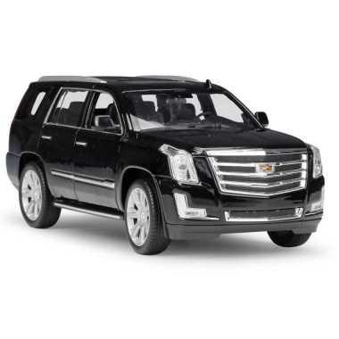 Groothandel speelgoedauto cadillac escalade zwart 1:24/21 x 8 x 8 cm kopen