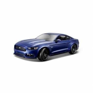 Groothandel speelgoedauto ford mustang gt 1:36 blauw kopen