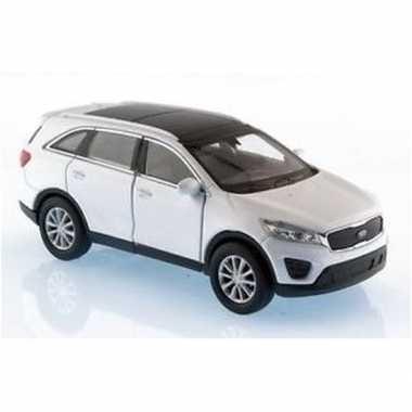 Groothandel speelgoedauto kia sorento wit kopen