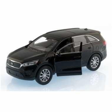 Groothandel speelgoedauto kia sorento zwart 1:36 kopen