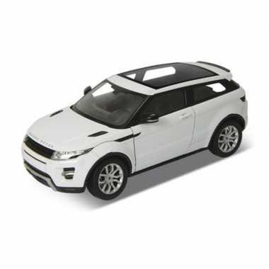 Groothandel speelgoedauto land rover range rover evoque 1:24/18 x 8 x 6 cm kopen
