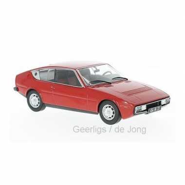 Groothandel speelgoedauto matra simca bagheera 1974 rood 1:24/16 x 7 x 7 cm kopen